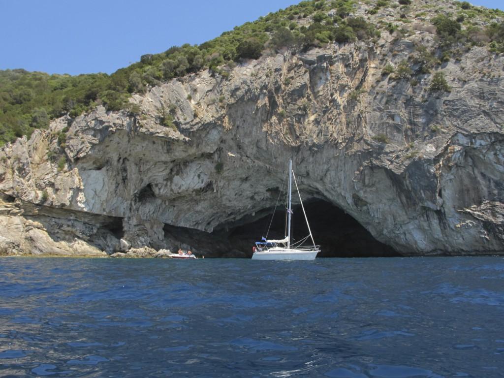 Sailing in Greece 2011