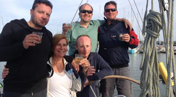 Round the Island Race Crew List 2015
