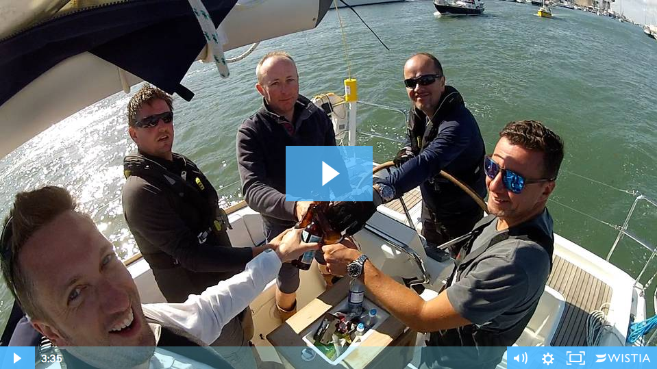 link to our round the island race video